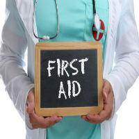 brampton first aid