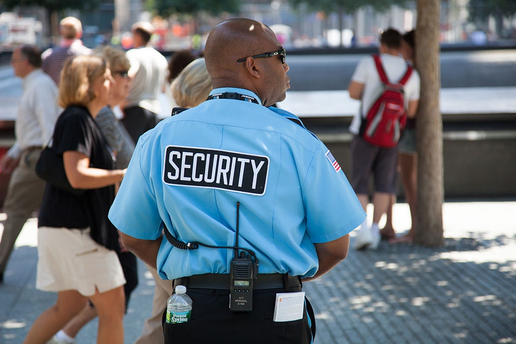 security guard training brampton