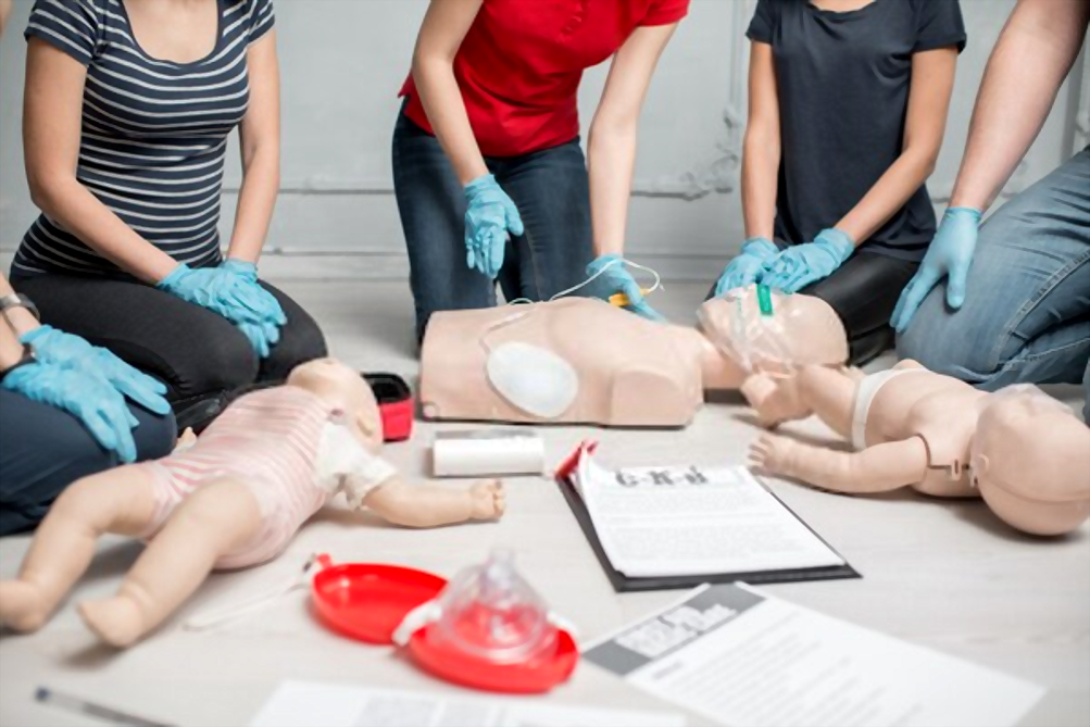 Standard first aid and cpr training brampton