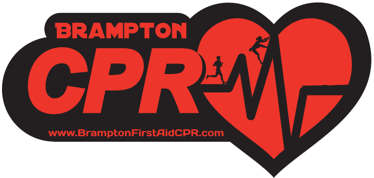 Brampton First Aid CPR Logo